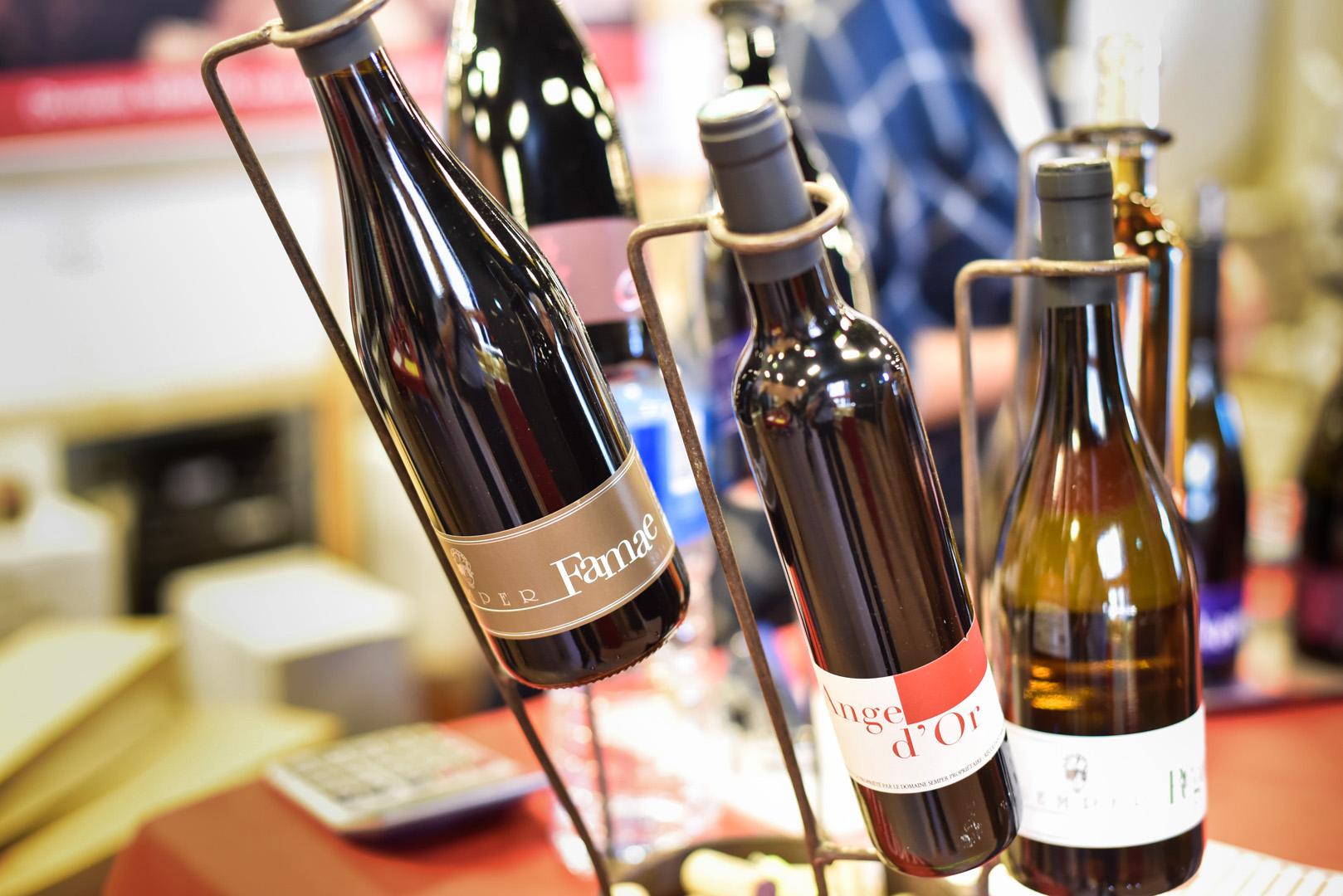 Vinomedia, salon du vin