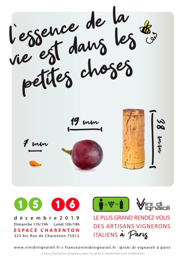 Vigni di Vignaioli à Paris