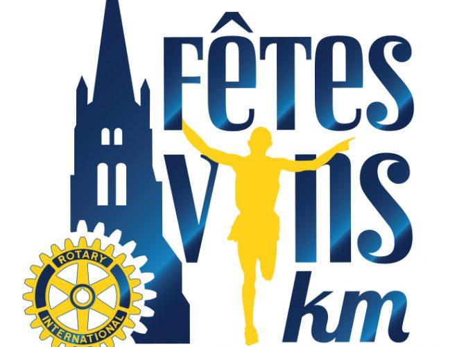 La Course Fête des vins kms de Saint-Émilion